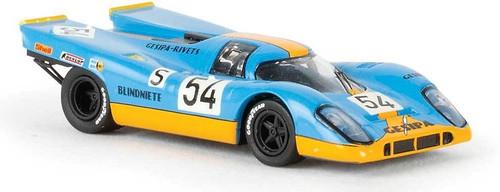 Brekina HO 16014 1971 Porsche 917 K Gesipa Teams 54 1000km Nurburgring 1970