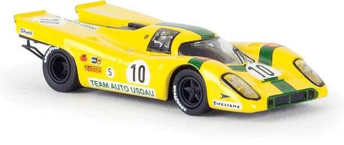 Brekina HO 16015 1971 Porsche 917 K Team Auto Usdau 10 1000km Brands Hatch 197