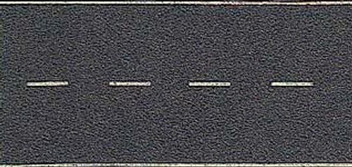 Walthers SceneMaster HO 949-1250 Flexible Self-Adhesive Paved Roadway, Vintage Highway