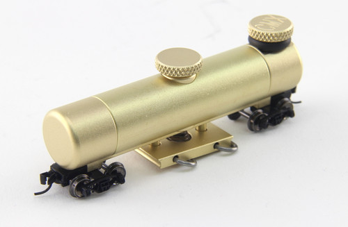 CMX Products N CMXN Clean Machine Track Cleaning Car, Brass (Includes Pad)