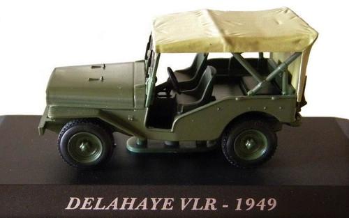 Atlas Editions O AFCY20 Altaya Delahaye VLR, WWII 1949 (1:43)