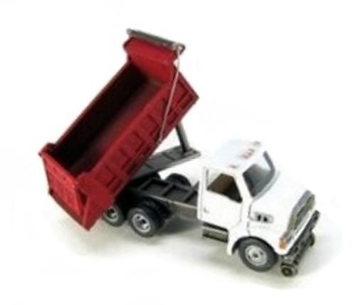 "Showcase Miniatures N 135 ""ST Class"" Hi-Rail Rotary Dump Truck Kit"