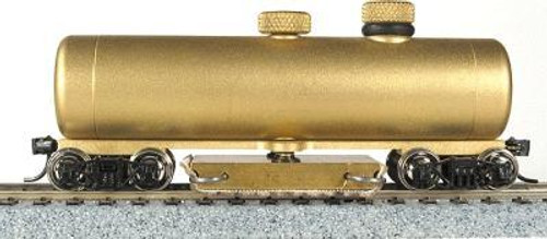 CMX Products HO CMXHO Clean Machine Track Cleaning Car, Brass (Includes Pad)