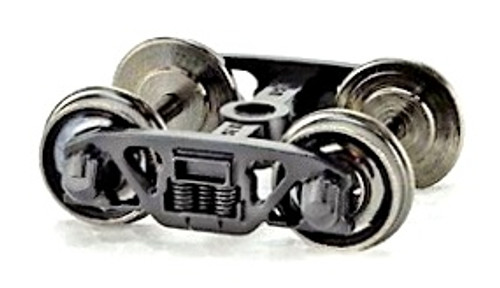 Bowser HO 40191 Crown Trucks with Metal Wheels (1 Pair)