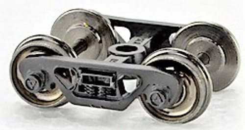 Bowser HO 40197 70-Ton Roller Bearing Trucks with Metal Wheels (1 Pair)