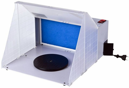 Paasche R2217 (HB-16-13) Portable Compact Spray Booth