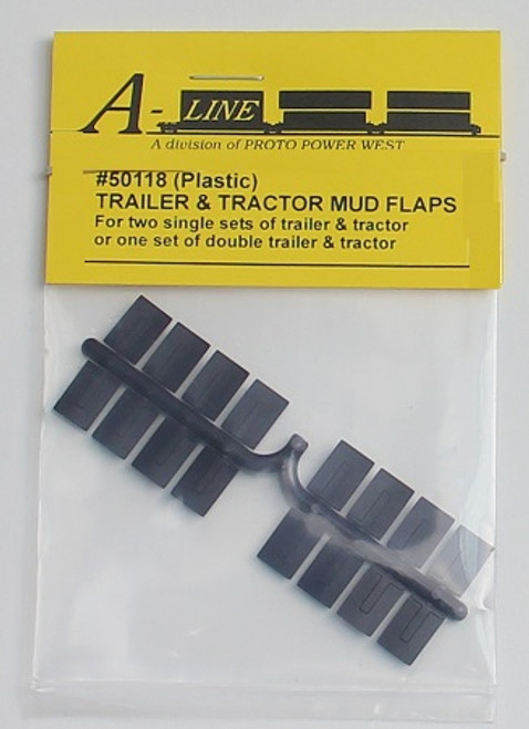 A-Line HO 50118 Trailer and Tractor Mud Flaps (2 Sets)