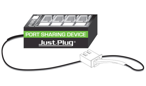 Woodland Scenics JP5681 Just Plug Lighting System, Port Sharing Device