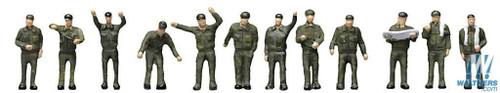 Tomix (Tomytec) N 266471 Self Defense Forces (12)