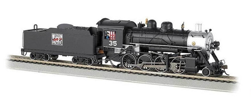 Bachmann N 51351 Baldwin 2-8-0 Consolidation, Western Pacific #35 (Sound and DCC Equipped)