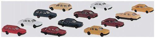 Marklin Z 8904 Marklin Mini-Club Z Scale 8904 Automobile Set (12)