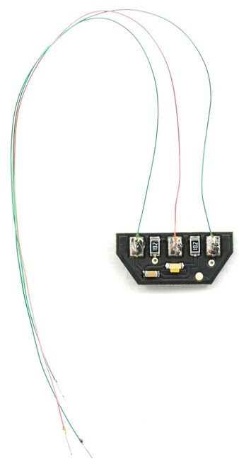 Train Control Systems N 1415 K4-LK Lighting Kit Add-On for K4D6 (#745-1414) Decoder