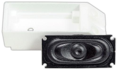 Train Control Systems HO 1700 GEN-SH1 Speaker Housing with Speaker