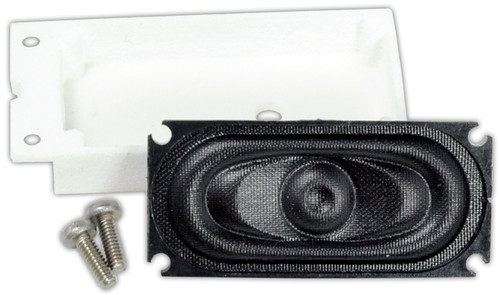 Train Control Systems HO 1702 INT-SH1 Speaker Housing with Speaker