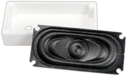 Train Control Systems HO 1704 UNIV-SH1-C Speaker Housing with Speaker