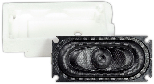 Train Control Systems HO 1716 GEN-SH2 Speaker Housing with Speaker