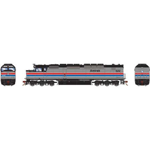 Athearn Genesis HO G63985 SDP40F, Amtrak #522 (Sound and DCC Equipped)