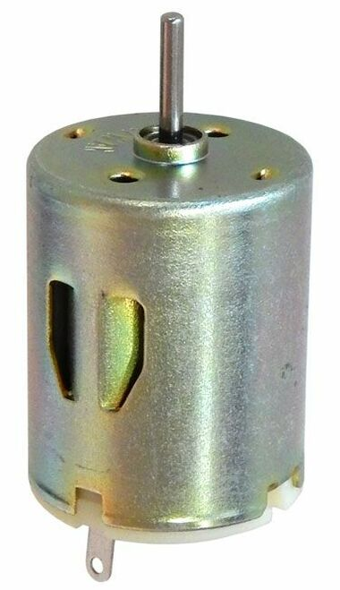 A.E. Corporation DCM-464 3-6 VDC Motor, Mabuchi Motor #RE280RA