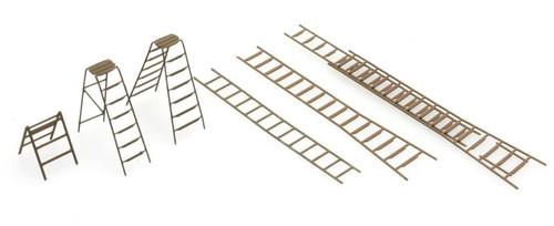 Artitec HO 387.283 Ladder Set