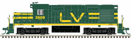 Atlas Trainman HO 10002653 Gold Series RS-32, Lamoille Valley #3608 (ESU Decoder Equipped)