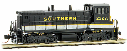 Micro-Trains N 98600122 SW1500 Diesel Switcher Locomotive, Southern #2327