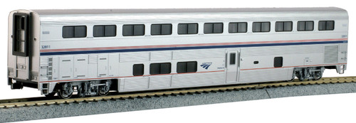 Kato HO 356085 Superliner I Sleeper, Amtrak (Phase VI) #32011