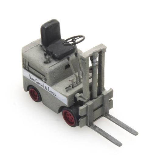 Artitec HO 387.293 Van Genol and Loos Forklift, Gray