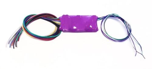 SoundTraxx 885022 TSU-2200 Digital Sound Decoder EMD-2 Series 35 x 18 x 6mm