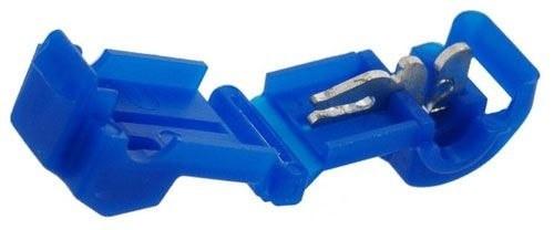A.E. Corporation 952 Scotchlok Electrical T-Tap Connectors for 14-18 Gauge Wire, Blue (5)