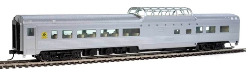 Walthers Mainline HO 910-30403 85' Budd Dome Coach, Southern Railway