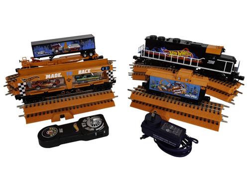 Hot Wheels LionChief Lionel Train Set