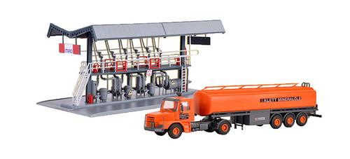 Kibri HO 39834 Petroleum Distributions Filling Pumps Kit