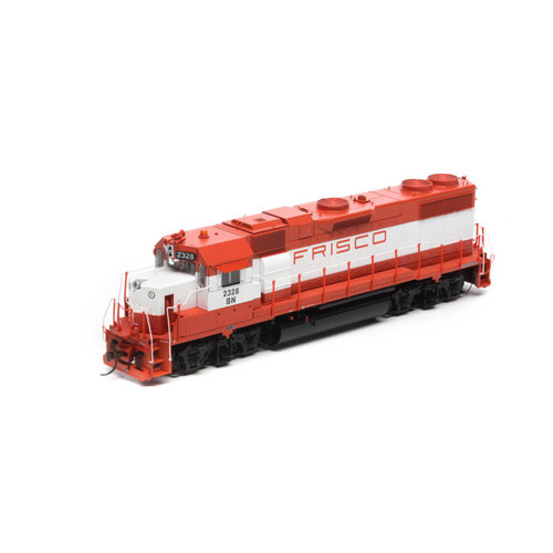 Athearn Genesis HO G65469 GP38-2, Burlington Northern (Frisco Patch) #2331 (DCC and Sound Equipped)