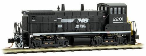 Micro-Trains N 98600151 SW1500 Diesel Switcher Locomotive, Norfolk Southern #2201