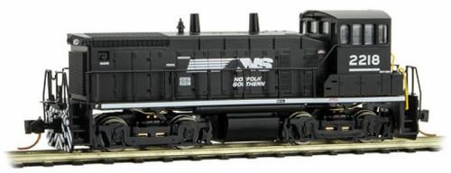 Micro-Trains N 98600152 SW1500 Diesel Switcher Locomotive, Norfolk Southern #2218