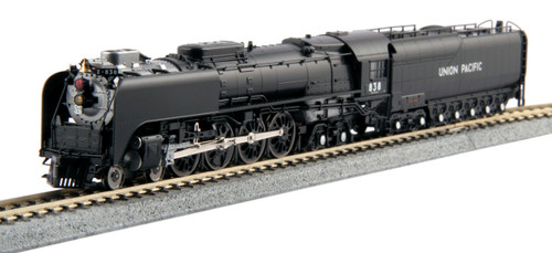 Kato N 1260402 FEF-3 Steam Locomotive, Union Pacific (Freight Version) #838