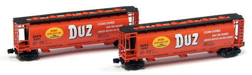 Full Throttle Z FT1055-1 ACF 51' Cylindrical Hopper Set #1, Duz (2-Pack)