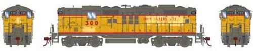 Athearn Genesis HO G64141 GP9, Iowa Interstate #300