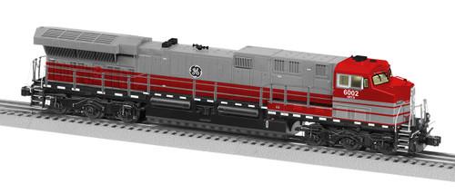 Lionel O 6-84845 Legacy GE AC6000, GE Demonstrator #6002