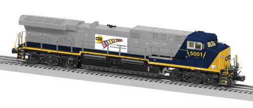 Lionel O 6-84849 Legacy GE AC6000, CSX #5001