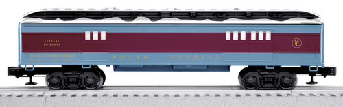 Lionel O 6-84601 Letters to Santa Mail Car, Polar Express