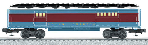 Lionel O 6-84605 Baggage Car, Polar Express