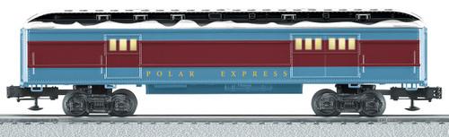 Lionel O 6-84605 Baggage Car, Polar Express