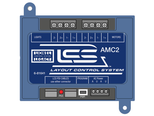 Lionel O 6-81641 Legacy AMC-2 Motor Controller