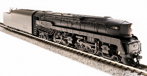 Broadway Limited Imports N 3638 P3 M1b 4-8-2 Steam