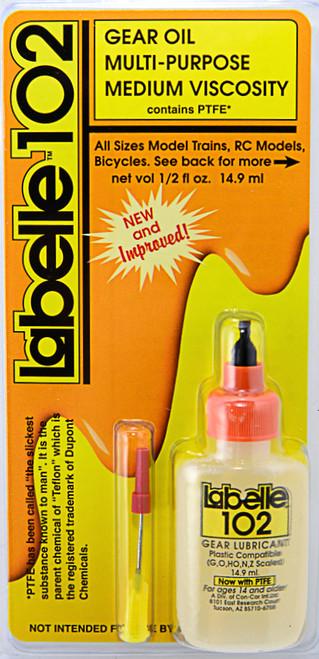 Labelle 102 1/2 fl. oz. Multi-Purpose Gear Oil, Medium Viscosity with PTFE
