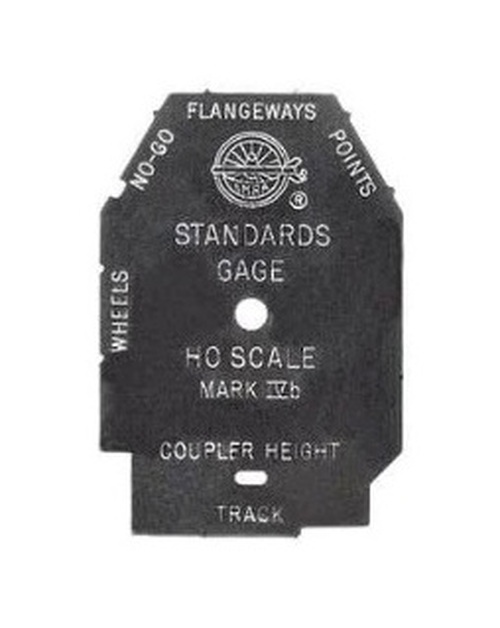 NMRA 98-1 Standards Gauge HO Scale
