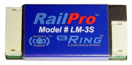 RailPro Loco Module with Sound