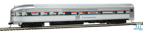 Walthers Mainline HO 910-30351 85' Budd Observation Car, Amtrak (Phase III)