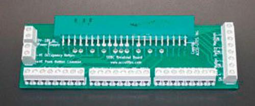 Accu-Lites 4005 SE8C Breakout Board